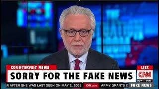 CNN Admits Fake News About Comey Testimony - Issues Retraction