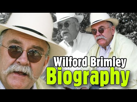 Wilford Brimley Biography, Documentary, Career, about,
