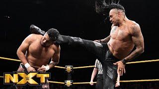Raul Mendoza vs. Damian Priest: WWE NXT, June 19, 2019