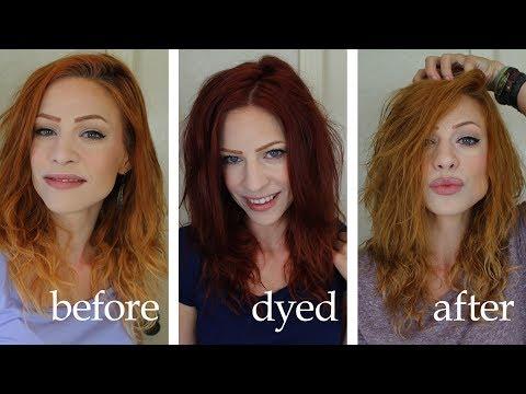 Die Behandlung des Haares bei den Männern es