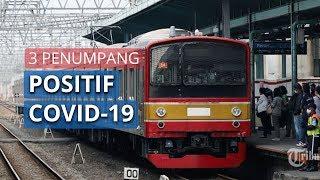 KCI Benarkan soal Adanya 3 Orang Positif Covid-19 Pasca-tes Swab Massal di Stasiun Bogor