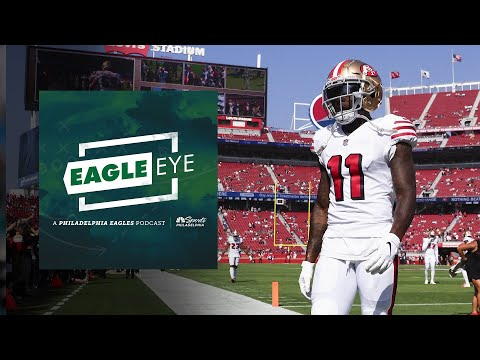 Reacting to Marquise Goodwin's opting out   Eagle Eye Podcast   NBC Sports Philadelphia