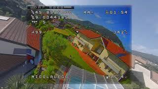 EMUFLIGHT 7INCH FPV DRONE TEST