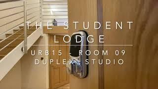 Duplex Studio - URB 15 - New Brook House - Ground Floor - Room 09