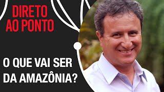 Chefe-geral da Embrapa Territorial, Evaristo de Miranda fala sobre o futuro da Amazônia