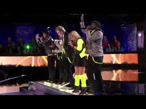 """4th Performance - Pentatonix - """"Video Killed The Radio Star"""" By The Buggles - Sing Off - Series 3"""
