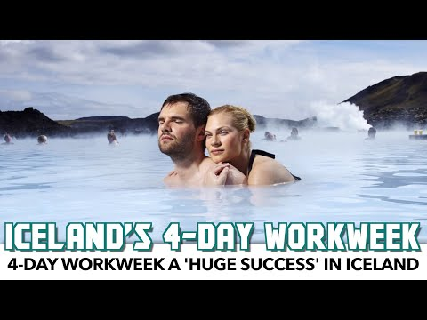 4-Day Work Week A 'Huge Success' In Iceland