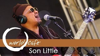 """Son Little - """"Joy"""" (Recorded Live for World Cafe)"""