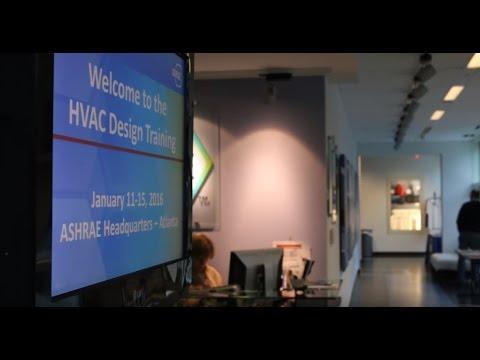 ASHRAE HVAC Design Training II - YouTube