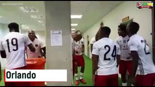 The Atmosphere In South African Clubs' Dressing Rooms Is Just Amazing!