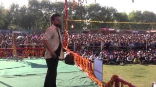 Sugam Pokharel - lakhar lakhar live