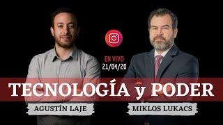 Transhumanismo y tecnologías del control | Agustín Laje y Miklos Lukacs