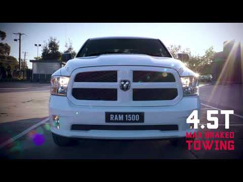 YouTube Video of the Ram 1500 EXPRESS FROM $79,950 DRIVEAWAY – ENDS DEC 31, 2018