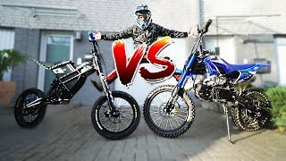 ELEKTRO VS BENZIN KINDER MOTORRAD WAS IST BESSER?   TuTo