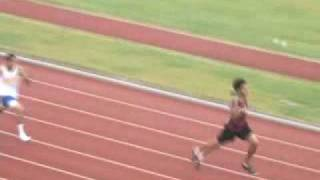 preview picture of video 'Boys 300m Hurdles 2009 BIIF Track and Field Championship'