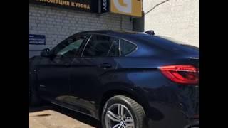 Тонирование и Бронирование BMW X6