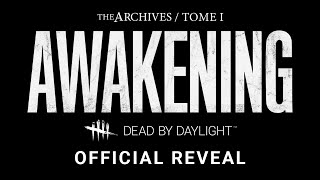 Dead by Daylight   The Archives Reveal