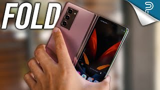 Samsung Galaxy Z Fold2 5G Review: Is This The One?