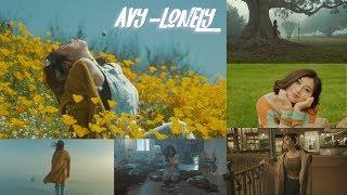 LONELY (Hyolin) - English Ver - Avy - OFFICIAL MV (4K)