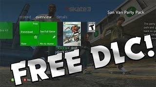 BREAKING NEWS: Skate 3 DLC FREE!   X7 Albert