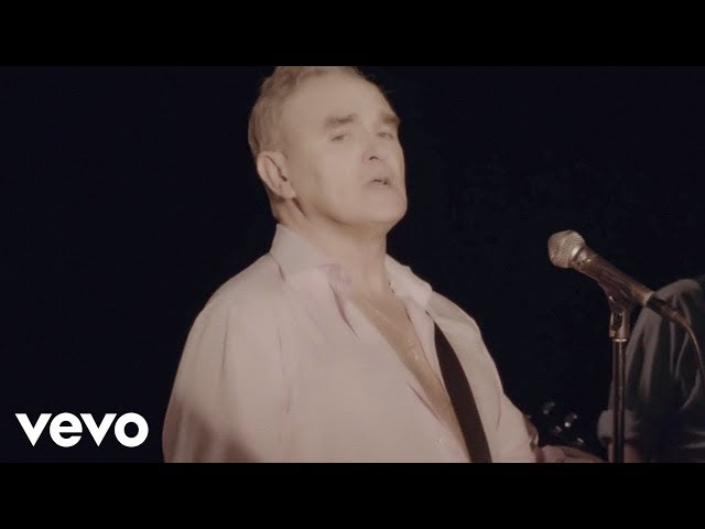Back on the Chain Gang  - Morrissey