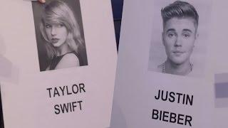2015 MTV VMA's Seating Chart and Interviews