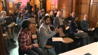 """Andrew Holmes - Discussant comments at """"The Gender of Apocalypse"""" 28th January 2016."""
