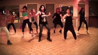 Werkin Girls by Angel Haze Choreo