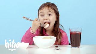 Kids Try Peruvian Food | Kids Try | HiHo Kids