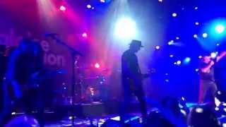 KROKUS Live  2014. Hoodoo Woman , BASEL Baloise Session