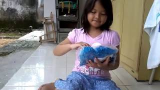 Buka Paket Dari Jne Happy Princess Hijab