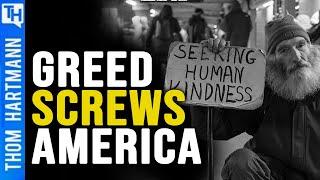 GOP Greed: The Dying of America (w/ Dean Obeidallah)