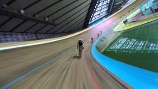 Тренировка Трилайф на велотреке