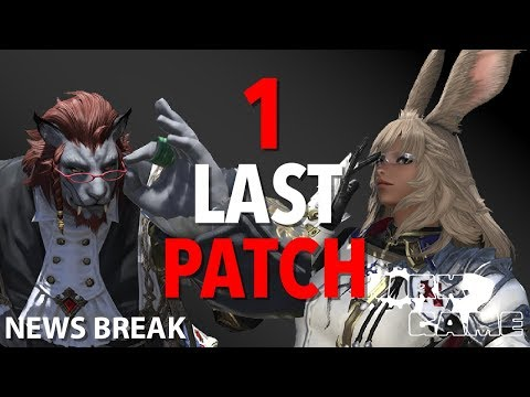 FFXIV 4.58 Patch notes, ready for shadowbringers? [FFXIV News]