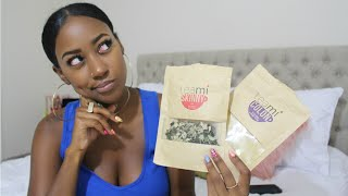 IS IG TEA A HOAX?! Before & After Pictures Feat. Teami Blends