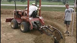USGA greens construction video
