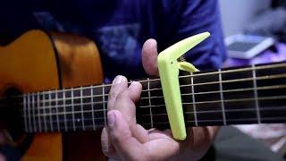 Capo Gitar - Fungsi Dan Cara Menggunakannya (Transpose)