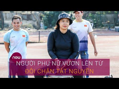Vận động viên Nguyễn Thị Hải: Người truyền cảm hứng từ đôi chân tật nguyền | VTC Now