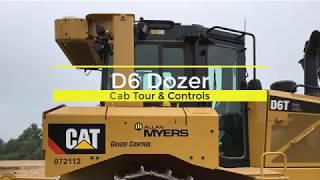D6 Cab and Controls