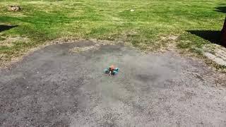 Fpv start engine quick start race drone