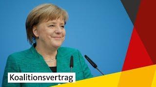 Koalitionsvertrag steht - nun kommt es auf Parteitag und Mitgliederentscheid an.