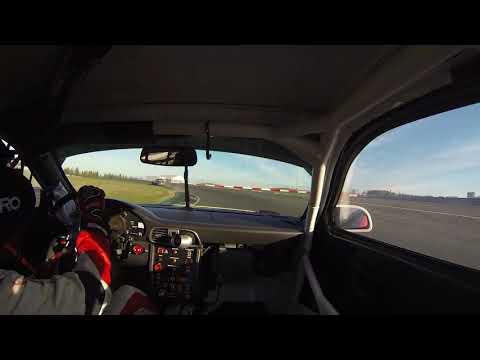 #42 Jorma Vanhanen - Porsche 997 GT3 WRS (13.10.2018)