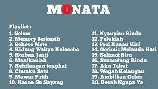 BEST 20 Lagu Monata Full Album Paling Terpopuler