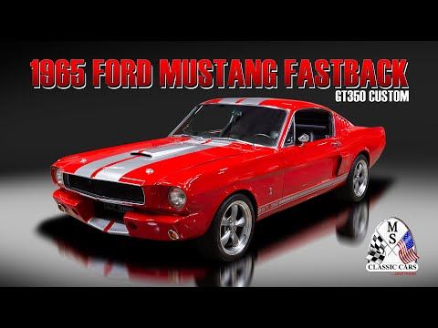 Video of '65 Mustang - QH4S