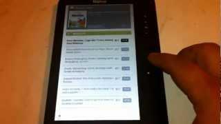 Weltbild - Hugendubel eBook Reader 3.0 im Test - Preview - German