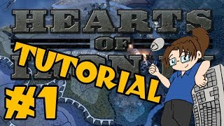 Hearts of Iron IV: Tutorial for Complete Beginners! - 1/7
