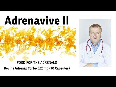 Adrenavive: Nebennierenextrakt bei Nebennierenschwäche?