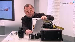 Rolleiflex und Spiegelreflexkamera zum Selberbauen