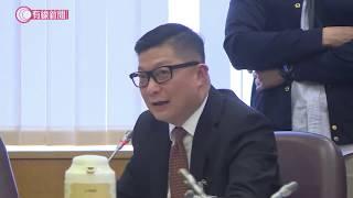 鄧炳強:我理直氣壯做得好 非問責官不能下台 - 20200116 - 香港新聞 - 有線新聞 CABLE News