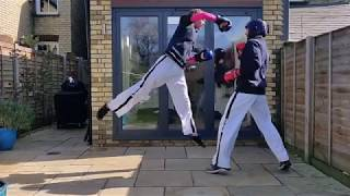 Free sparring tips